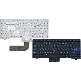 Клавиатура для Lenovo ThinkPad SL300 черная (Управление мышью)