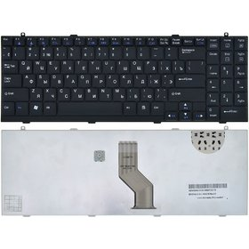 Клавиатура для LG S510 черная