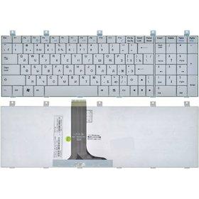 Клавиатура для MSI CR600 (MS-168B1) белая