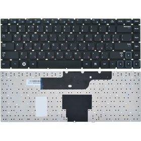 Клавиатура для Samsung NP300E4A черная без рамки