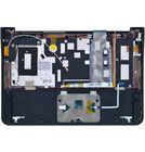 Клавиатура для Samsung NP900X3A черная (Топкейс черный)