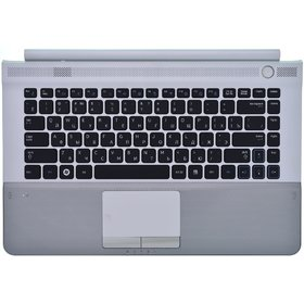 BA75-02895E Клавиатура черная (Топкейс черный)