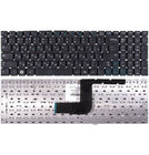Клавиатура черная без рамки Samsung RV511 (NP-RV511-A01)