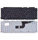 Клавиатура черная без рамки для Samsung RC710 (NP-RC710-S02)
