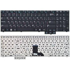 Клавиатура черная Samsung R519 (NP-R519-JS01)