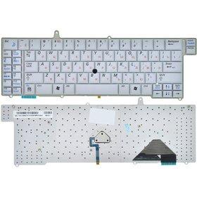 Клавиатура для Samsung X1 серебристая