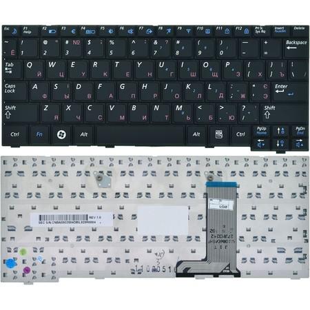 Клавиатура для Samsung X118 черная