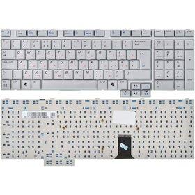 Клавиатура для Samsung M70 серебристая