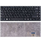 Клавиатура для Samsung NP530U4B черная без рамки