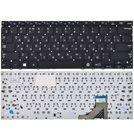 Клавиатура черная без рамки для Samsung NP535U3C