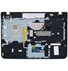 Клавиатура для Samsung SF410 черная (Топкейс черный)