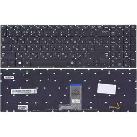 Клавиатура для Samsung NP770Z5E черная с подсветкой