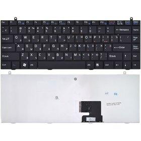 Клавиатура для Sony VAIO VGN-FZ черная