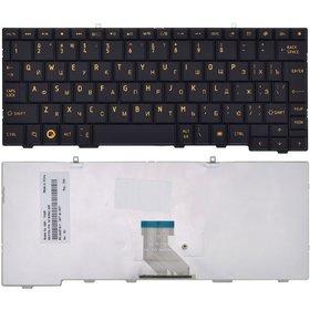 Клавиатура для Tashiba AC100 черная