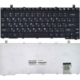 Клавиатура для Toshiba Satellite U200 черная