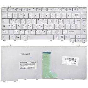 Клавиатура для Toshiba Satellite A200 белая