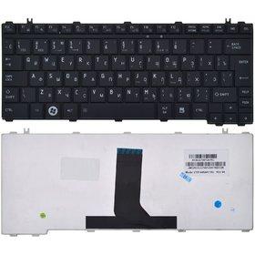 Клавиатура для Toshiba Satellite U500 черная