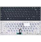 Клавиатура Toshiba Portege R830 черная с черной рамкой Без подсветки