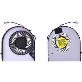 Кулер для ноутбука Acer Aspire V5-531 (VA51) / DFS481305MC0T F7E2 4 Pin