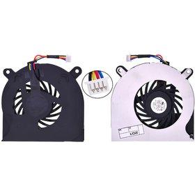 Кулер для ноутбука Dell Latitude E6410 / DC280004IP0 4 Pin