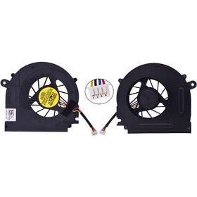 Кулер для ноутбука Dell Studio 1555 (PP39L) / DFS541305LH0T 4 Pin
