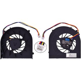 Кулер для ноутбука HP ProBook 4720s / MF601120V1-Q020-S9A 4 Pin