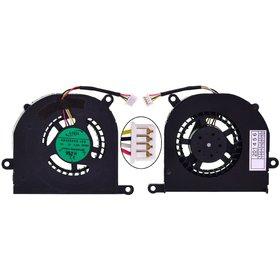 Кулер для ноутбука HP Pavilion dv2-1000 / AB0505HX-J0B (W26X) 4 Pin