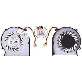 Кулер для ноутбука MSI Wind U160 (MS-N051) / 4510M05F PF1 3 Pin