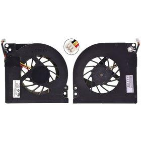Кулер для ноутбука Dell Inspiron e1705 (PP05XB) / DC28A000820 3 Pin