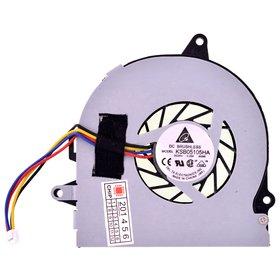 Кулер для ноутбука Asus U35 / KDB04505HA-9D1W 4 Pin