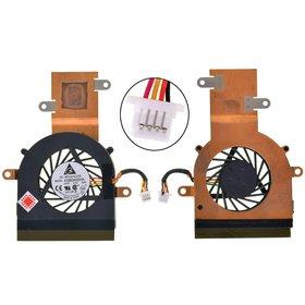 Кулер для ноутбука Asus Eee PC T101MT / KSB0405HA-8L2R