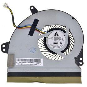 Кулер для ноутбука Asus X501A / KSB0705HB-CA1B 4 Pin