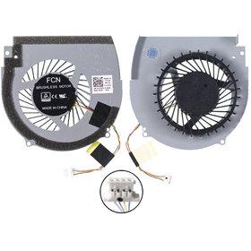 Кулер для ноутбука Dell Inspiron 15 Gaming 7566 (P65F) / DFS2000054H0T FJ2N 4 Pin