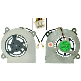 Кулер для ноутбука DNS Mini (0117620) M815P / AB0505HX-J03 (M81X) 3 Pin