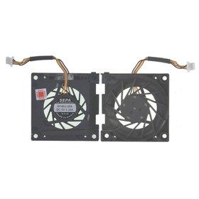Кулер для ноутбука DNS Mini (0158199) P10QC / HY45U-05U 4 Pin