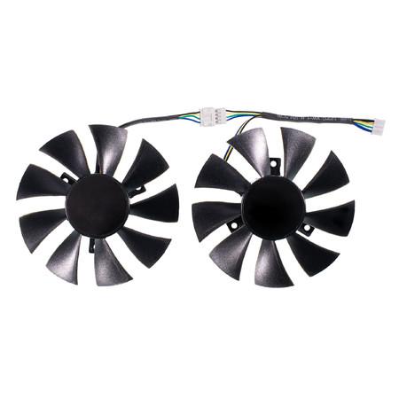 Кулер для видеокарт 4 Pin NVIDIA GeForce GTX 1050