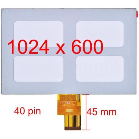 """Дисплей 7.0"""" 3mm для MegaFon Login 2 MT3A"""