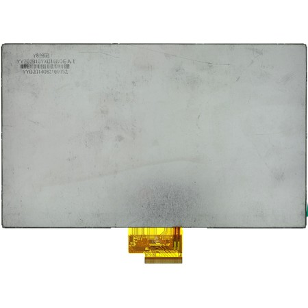 "Дисплей 7.0"" / шлейф 40 pin 1024x600 (100x165mm) 3mm / FPC-Y83367 V02 / SUPRA M726G"