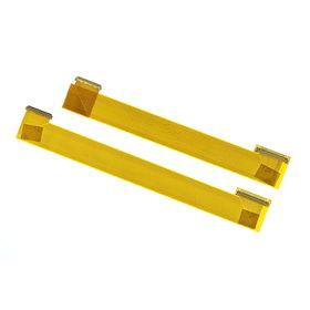 Удлиннитель для LED светодиодных матриц 17,3 дюйма 40pin лев - прав удлиненный