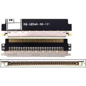 Переходник 30pin to 40pin HQ-LED40-30-121