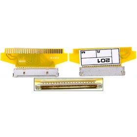 Переходник 20pin to 30pin (выемка коннектора снизу)