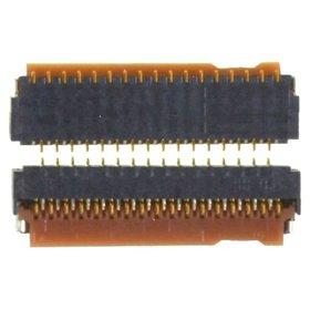 Коннектор FPC 0.3mm 33P