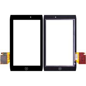 Тачскрин для Acer Iconia Tab A100 черный