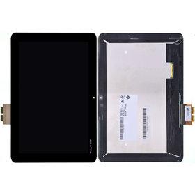 Модуль (дисплей + тачскрин) для Acer Iconia Tab A210 черный 69.10I22.G04