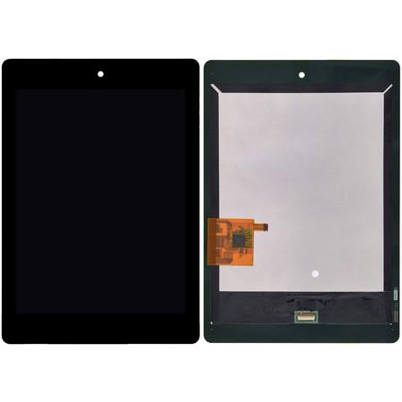 Модуль (дисплей + тачскрин) черный для Acer Iconia Tab A1-810