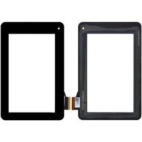 Тачскрин для Acer Iconia Tab B1-710 MCF-070-0899-FPC-V1.0 черный