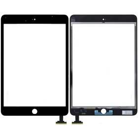 Тачскрин для Apple Ipad MINI 2 черный (копия)