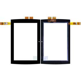 Тачскрин для ASUS Eee Pad Slider SL101 черный