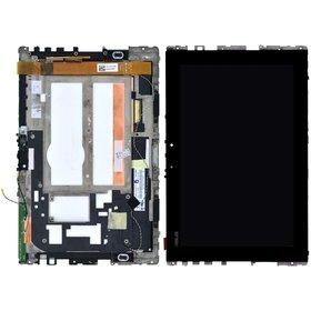 Модуль (дисплей + тачскрин) для ASUS Eee Pad Transformer TF101 HSD101PWW1-F01