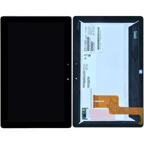 Модуль (дисплей + тачскрин) для ASUS VivoTab (TF810) черный